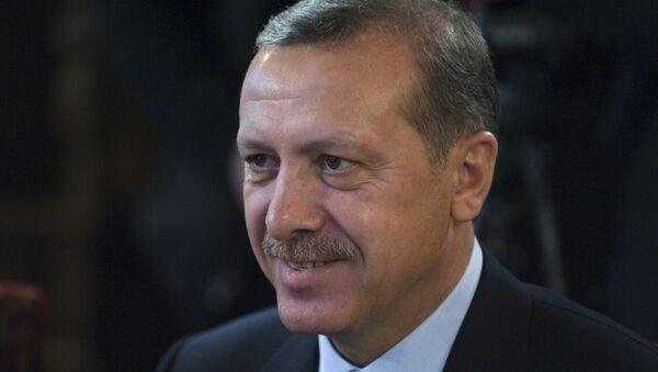 Erdogan - Sputnik International