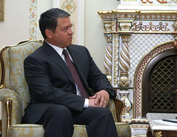 Abdullah II - Sputnik International