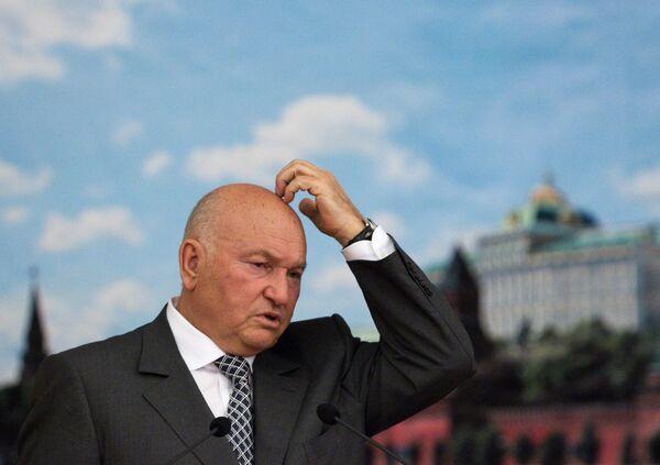Yury Luzhkov - Sputnik International