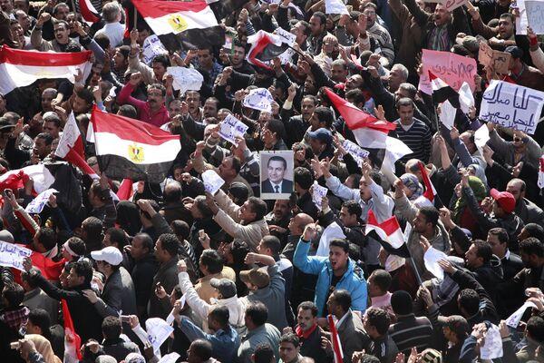 Anti-government protests in Egypt - Sputnik International