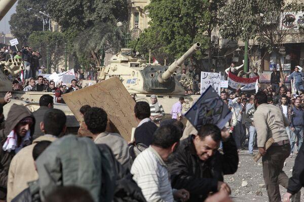 Riots in Egypt - Sputnik International
