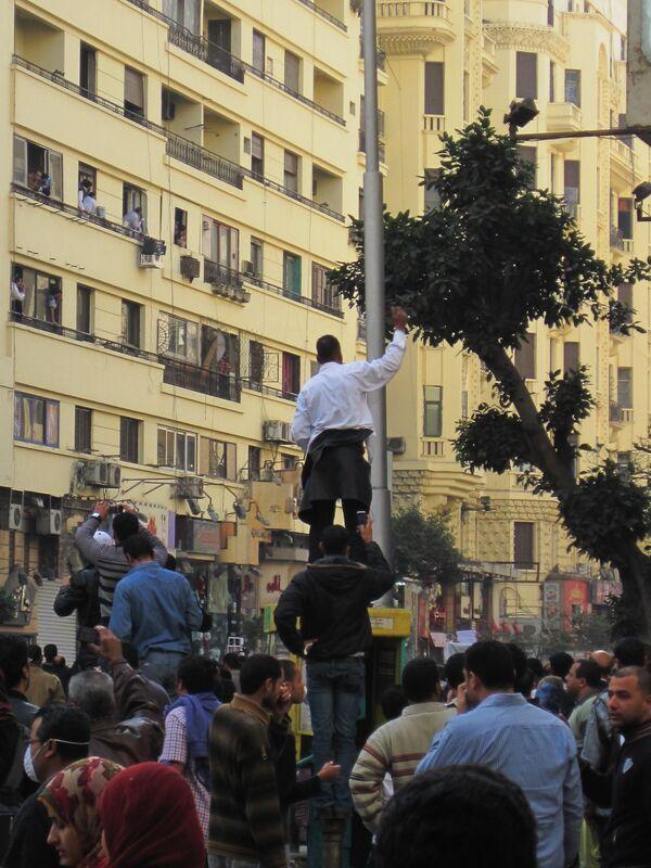 Clashes in Egypt - Sputnik International