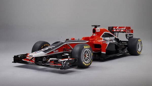 Marussia Virgin Racing - Sputnik International
