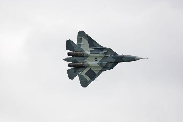 Sukhoi's T-50 stealth fighter - Sputnik International