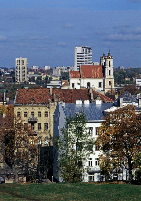 Vilnius - Sputnik International