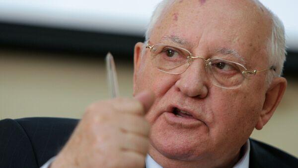Mikhail Gorbachev - Sputnik International