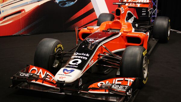 """Formula One team Marussia is anticipated to run in the first race of the new season now that it has been included in the provisional 2015 championship entry list under the """"Manor F1 Team"""" name. - Sputnik International"""