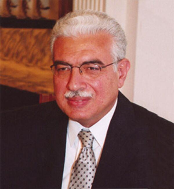 Former Egyptian Prime Minister Ahmed Nazif - Sputnik International