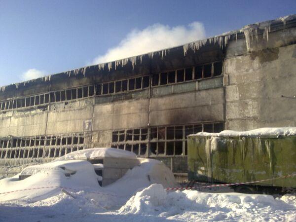 Urals depot fire death toll hits 16 - Sputnik International