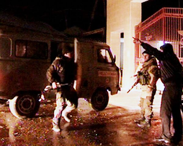 Police officer killed in suicide attack in N.Caucasus - Sputnik International