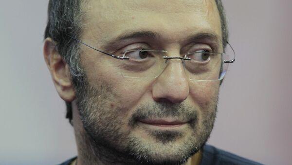 Suleiman Kerimov - Sputnik International