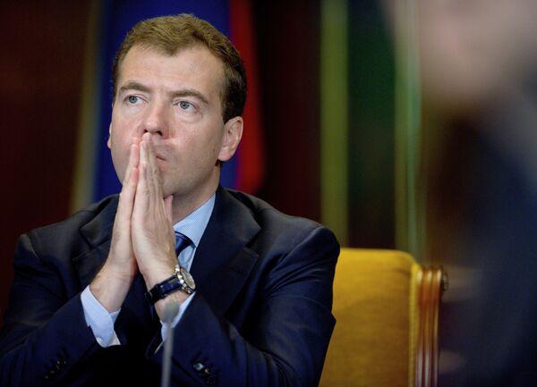 Medvedev, Pope to discuss religious ties in Vatican - Sputnik International