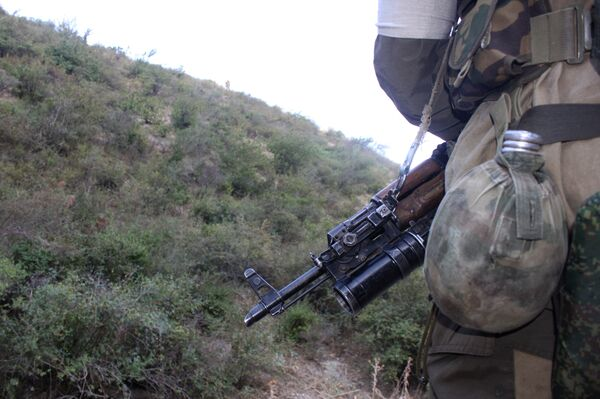 Police Sniper, 5 Militants Killed in Dagestan - Sputnik International