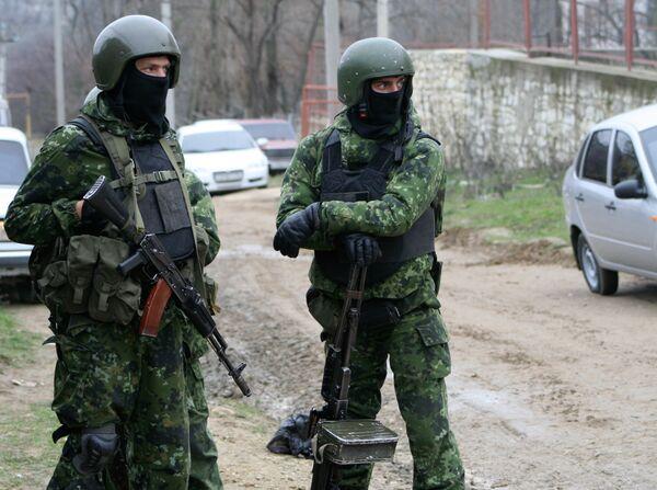 Special operation in Dagestan. Archive - Sputnik International