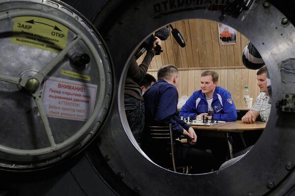 The Mars-500 project reaches the halfway mark - Sputnik International