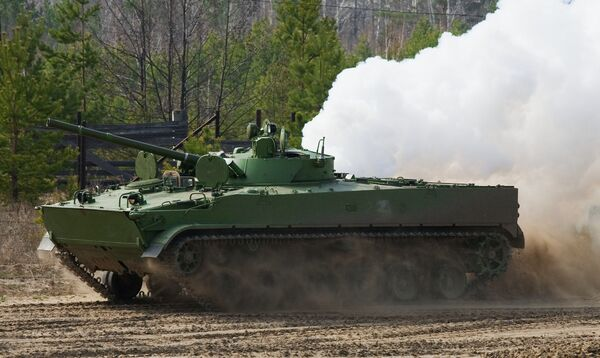Russian BMP-3 - Sputnik International