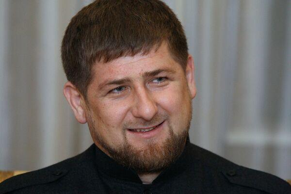 Ramzan Kadyrov, the head of Russia's North Caucasus republic of Chechnya - Sputnik International