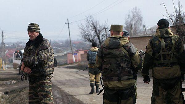 Russian law enforcement officers in the North Caucasus. - Sputnik International