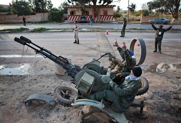 Benghazi: Libyan opposition stronghold - Sputnik International