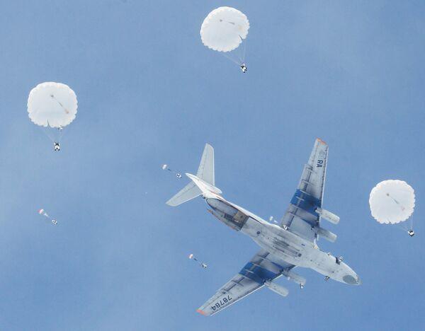 Airborne Forces drills in Ryazan Region - Sputnik International