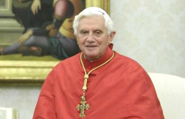 Pope Benedict XVI - Sputnik International