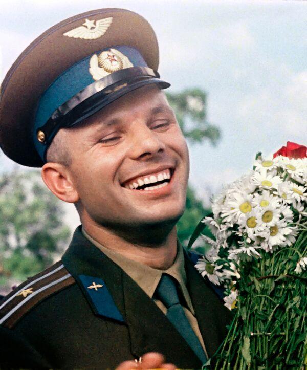 Yury Gagarin - Sputnik International