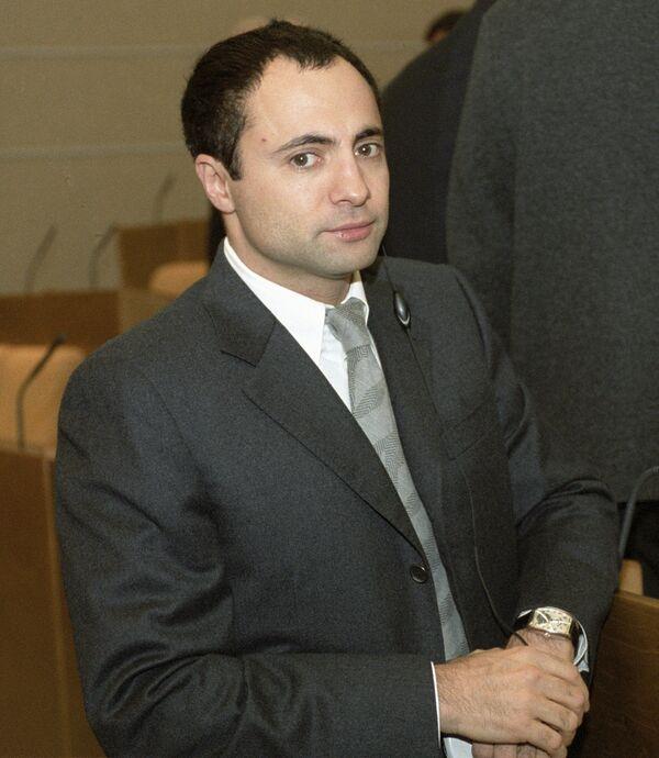 Ashot Yegiazaryan - Sputnik International