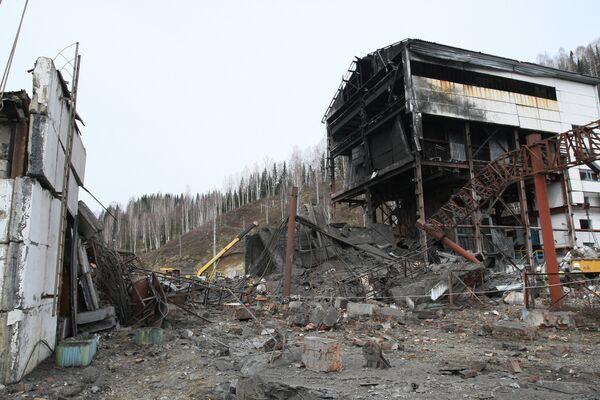 Western Siberian Raspadskaya coal mine - Sputnik International