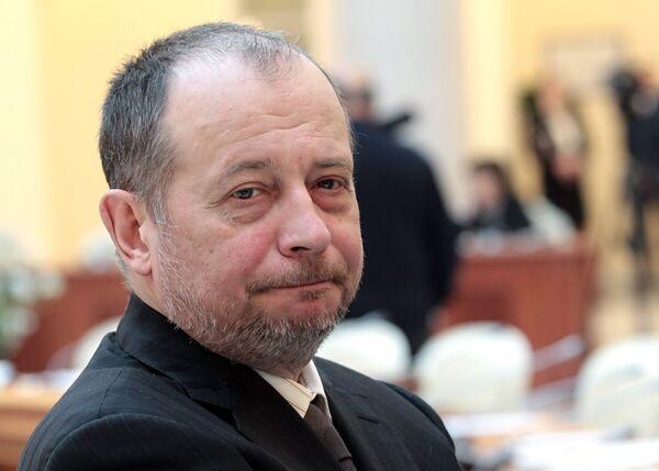 Vladimir Lisin - Sputnik International