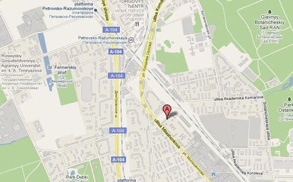 Twin blasts rock apartment block in north-east Moscow - Sputnik International