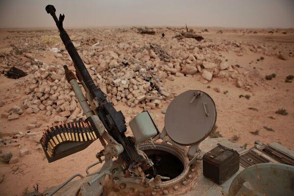 Moscow Urges Libya to Stop Arms Leakage - Sputnik International