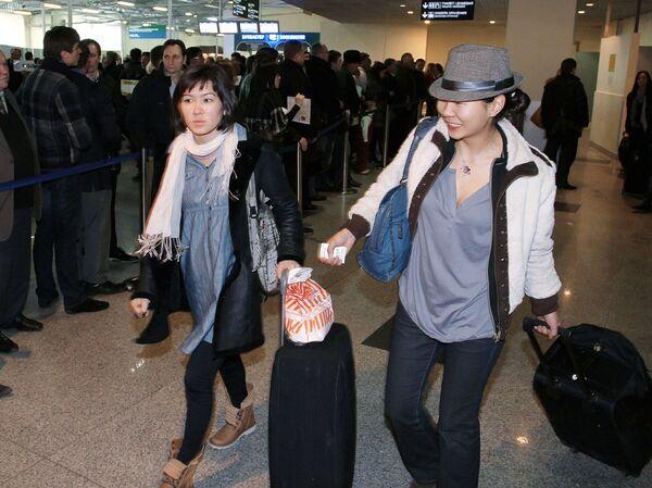 Russia evacuates families of diplomats from quake-hit Japan - Sputnik International
