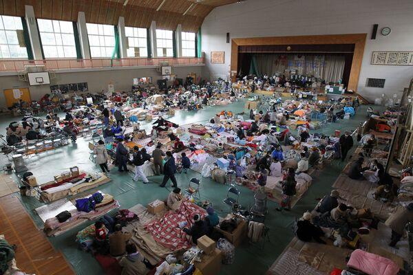Quake-hit Minamisanriku: Half the population is missing - Sputnik International