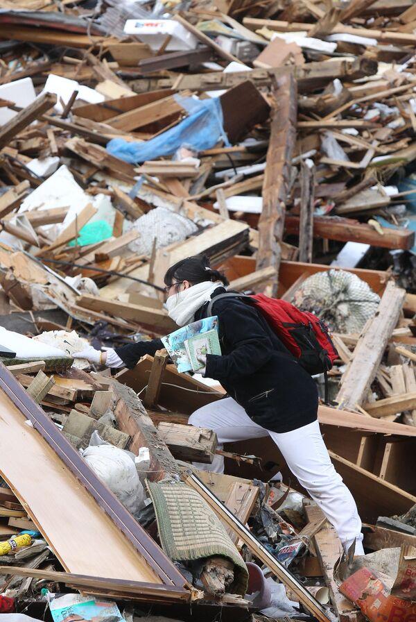 Powerful Earthquake in Japan - Sputnik International