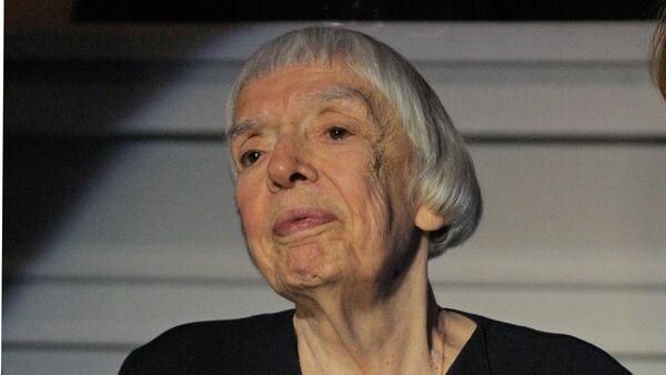 Lyudmila Mikhailovna Alexeyeva - Sputnik International