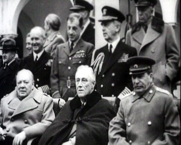 The Yalta Conference - Sputnik International