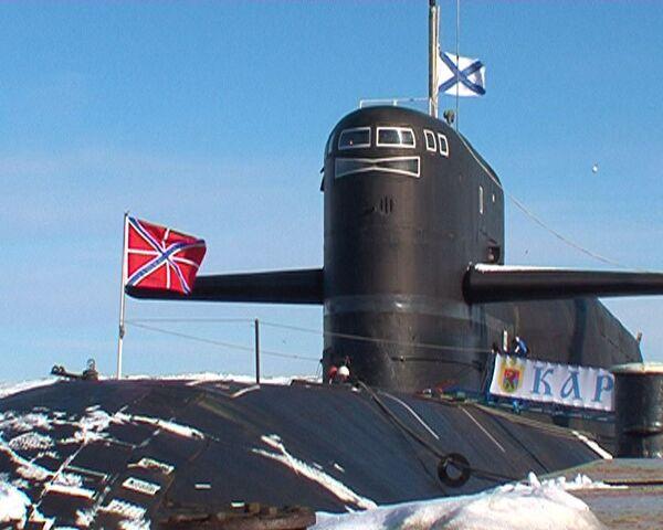 A guided tour of the Karelia ballistic missile submarine  - Sputnik International