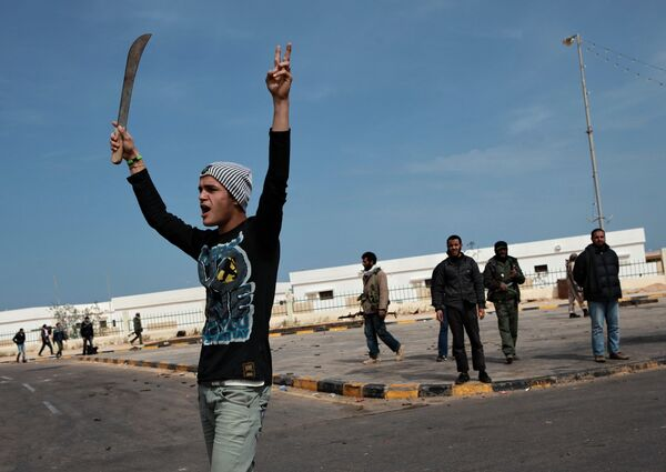 Fighting for a free Libya - Sputnik International