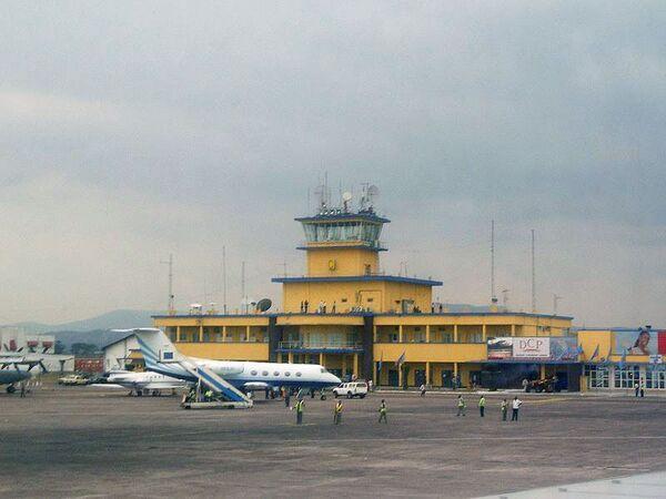 Airport in the Democratic Republic of Congo - Sputnik International