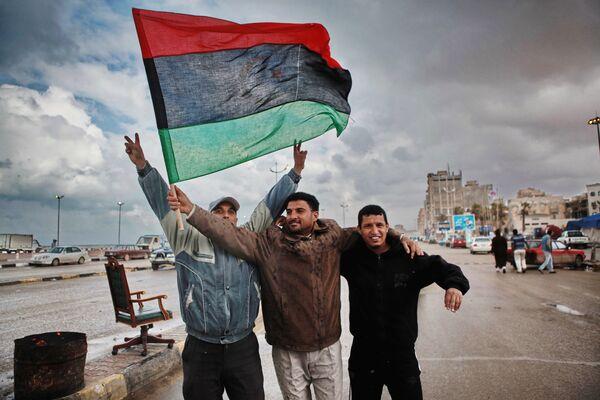 Making peace in Libya - Sputnik International