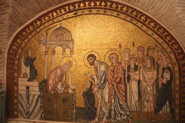 Restoration of Daphni Monastery - Sputnik International