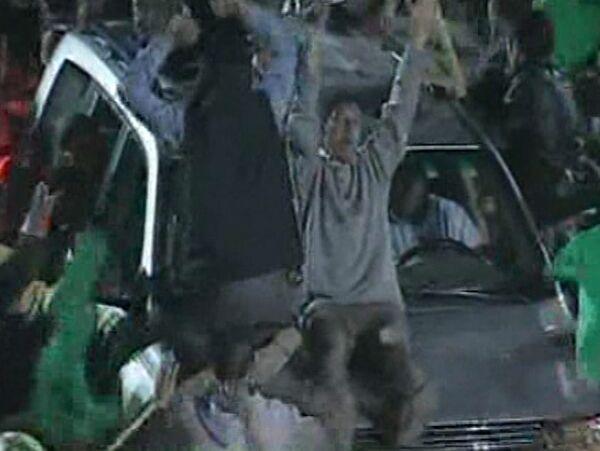 Purported video of Moammar Gadhafi sighting  - Sputnik International
