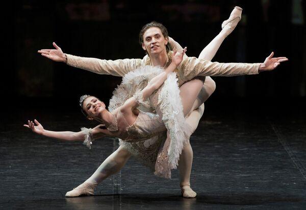 The best of the best flock to St. Petersburg for the Dance Open ballet festival - Sputnik International