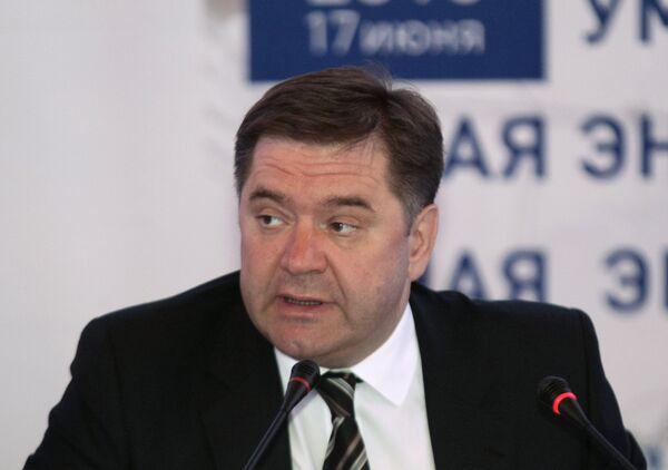 Russian Energy Minister Sergei Shmatko - Sputnik International