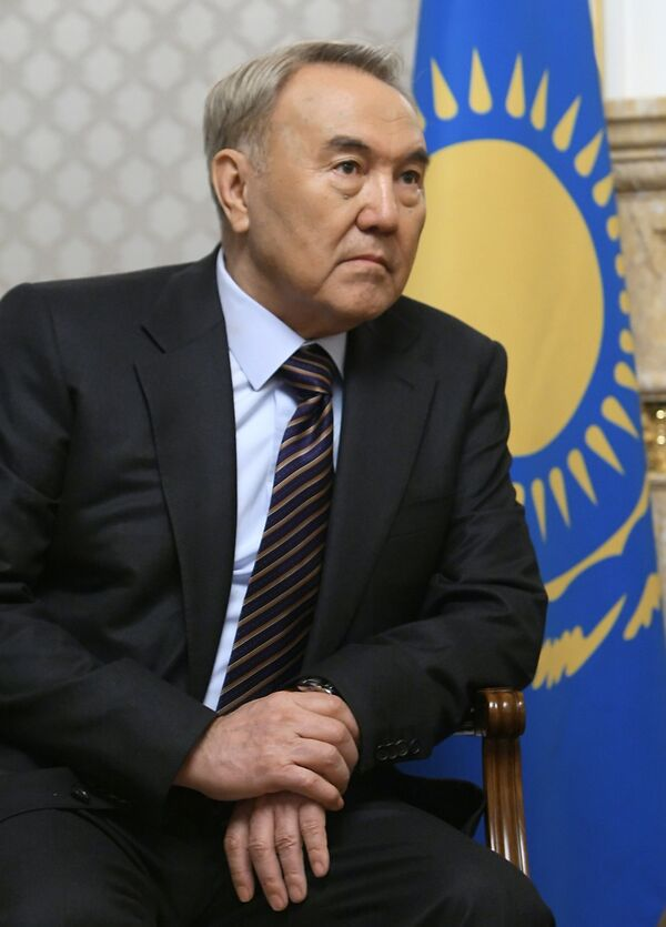 Under a 2007 constitutional amendment there is no limit to the number of terms Nazarbayev can serve. - Sputnik International