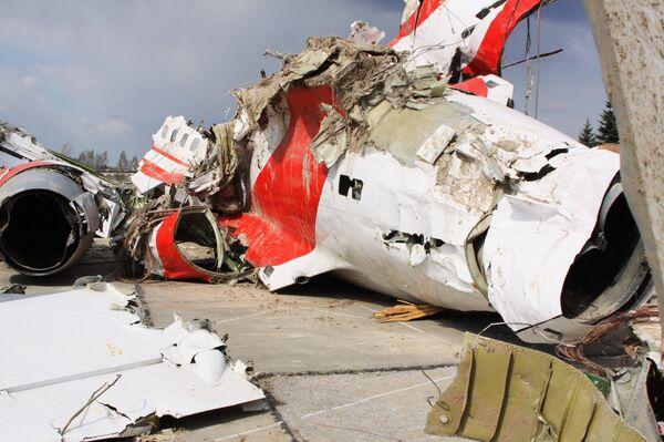 Smolensk air crash  - Sputnik International