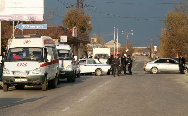 No law enforcers were injured in the clash. - Sputnik International