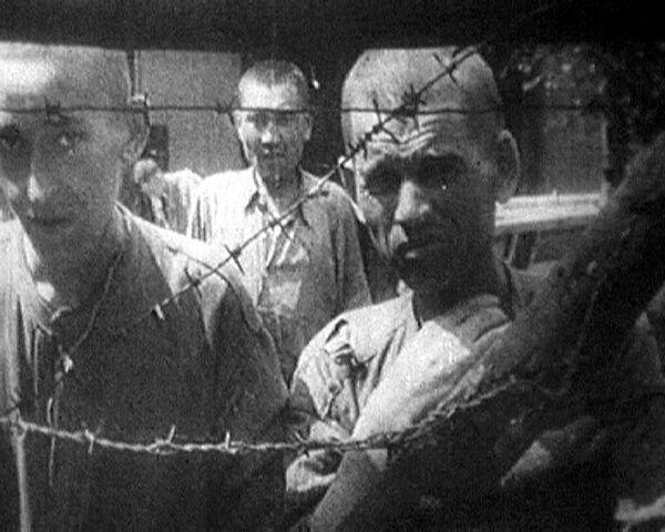 The world mourns victims of Nazi death camps - Sputnik International