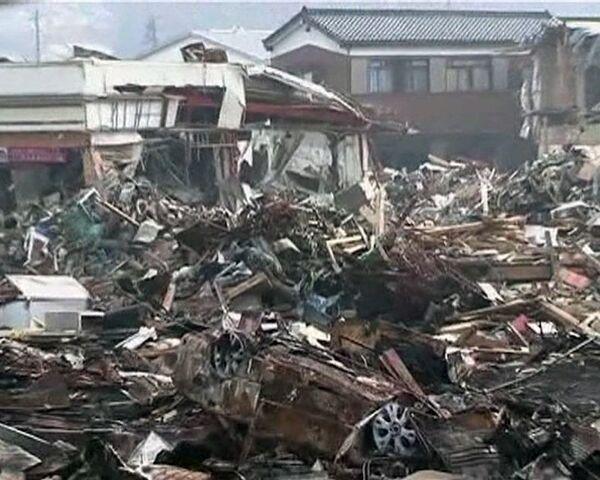 Japanese collect memorable belongings from ruined homes - Sputnik International