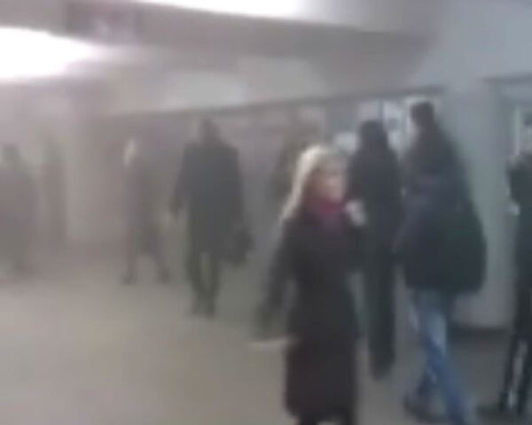 Blast rocks Minsk metro - Sputnik International